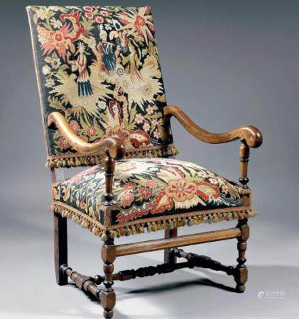 A Fine French Armchair