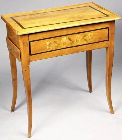 A Fine French Desk