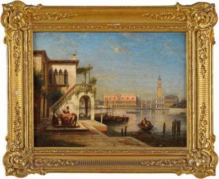 An Italian School Painting