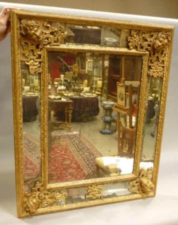 A Framed Mirror