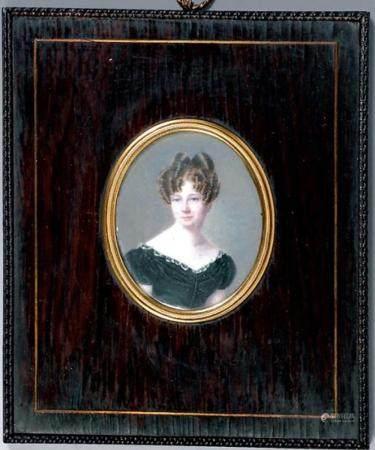 A Framed Portrait