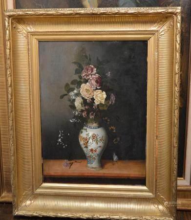 A Framed Still Life Painting