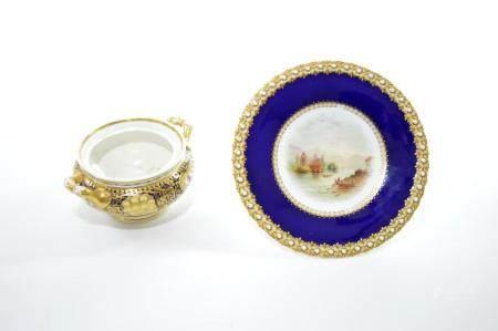 A Set of Porcelain Servers