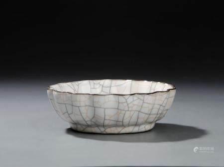 Chinese Ge Type Bowl