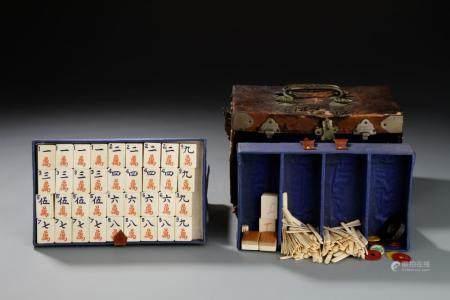 Chinese Mahjong Set