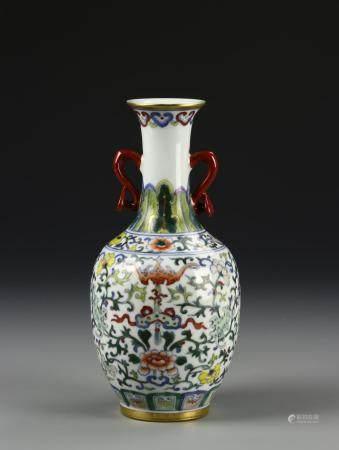 Chinese Doucai Vase