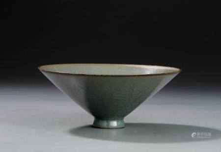 Longquan Guan-Type Conical Bowl