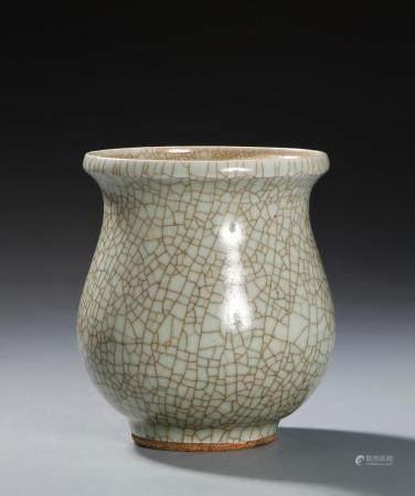 Chinese Ge Type Jar
