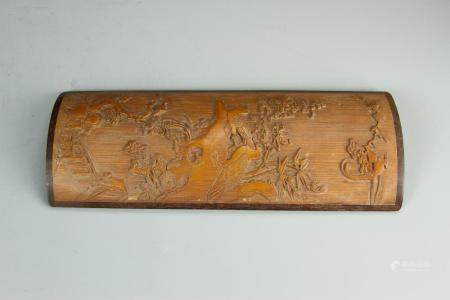 Chinese Bamboo Wrist Rest