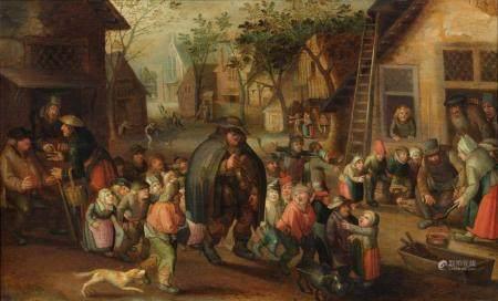 DAVID VINCKBOONS (CIRCLE OF)