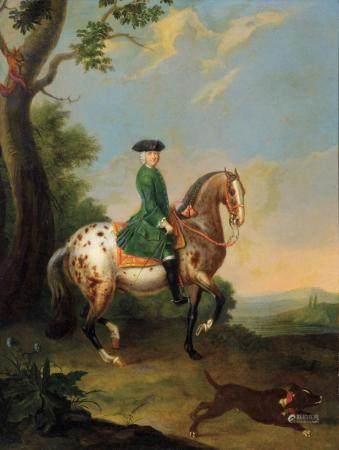 JOHANN GEORGE VON HAMILTON (CIRCLE OF)