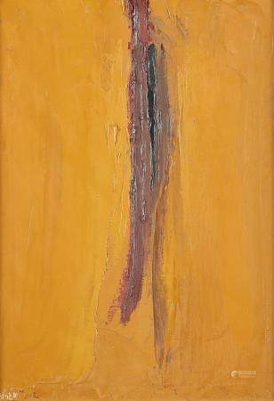 Michael Gross Abstract Oil on Canvas
