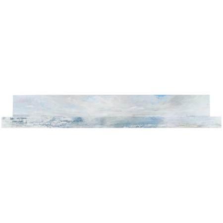 "Michael Mazur ""Winter Bay"" Acrylic on Panel"