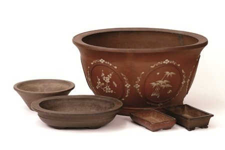 花木鉢5件組