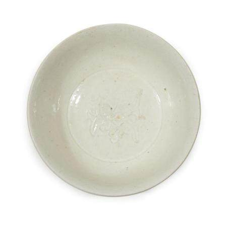 A Chinese Huozhou whiteware bowl, Song/Jin dynasty