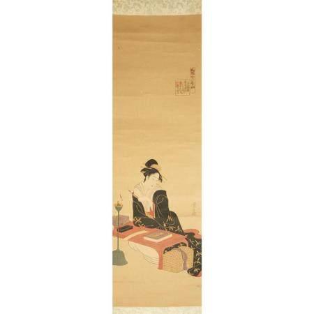 AFTER HOSODA EISHI (1756-1829), FURYU RYAKU ROKKASEN