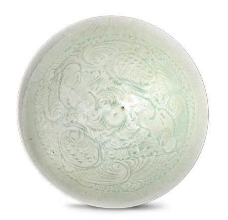 A qingbai 'boys' bowl Song dynasty