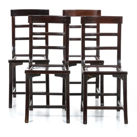 Four chinese chairs, Minguo
