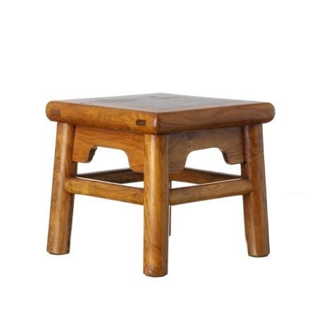Small Huanghuali Chinese stool