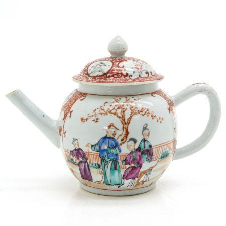 A Qianlong Period Teapot