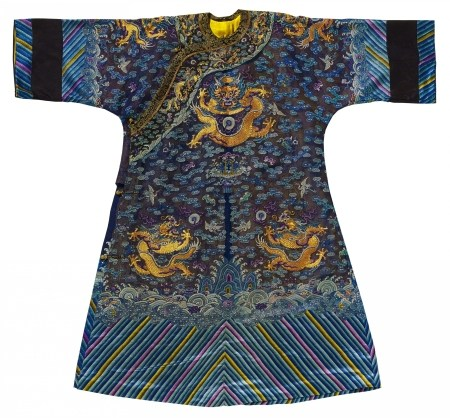 BLUE DRAGON ROBE FOR MIDSUMMER