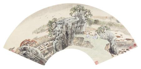 陈玉圃(b.1946)山水