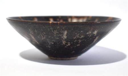 A Chinese Jianyao Cone Shaped Bowl,