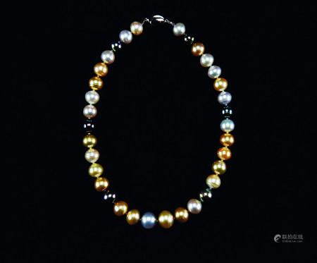 南洋珍珠项链