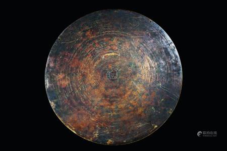 清乾隆(1736~1795) 铜一字真言唐卡