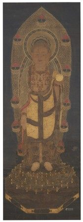 ANONYMOUS (18TH CENTURY) Jizo Bosatsu