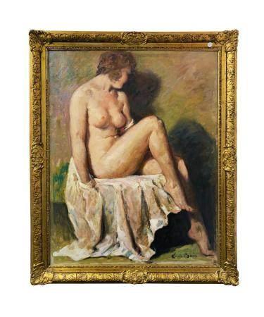 Emile Baes (1879 - 1953/54) Belgium