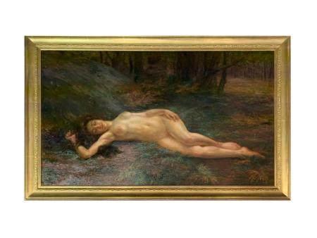Suzanne Daynes-Grassot-Solin (1884 - 1976) France