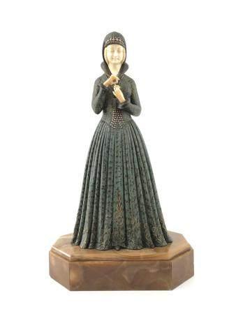 Demetre Haralamb Chiparus ( 1886-1947) Sculpture