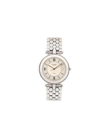 VAN CLEEF AND ARPELS LA COLLECTION N° 529107-105418Montre bracelet pour femme en acier, cadran