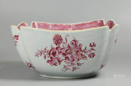 Chinese export porcelain bowl, possibly 19th c.