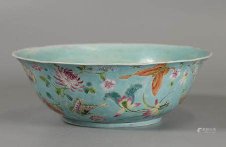 Chinese porcelain bowl, possibly Republican period