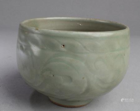 Antique Chinese Celadon Bowl