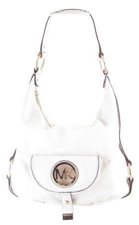 A Michael Kors Fulton Hobo handbag,
