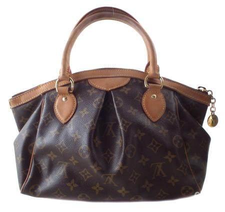 A Louis Vuitton Monogram Tivoli PM handbag,