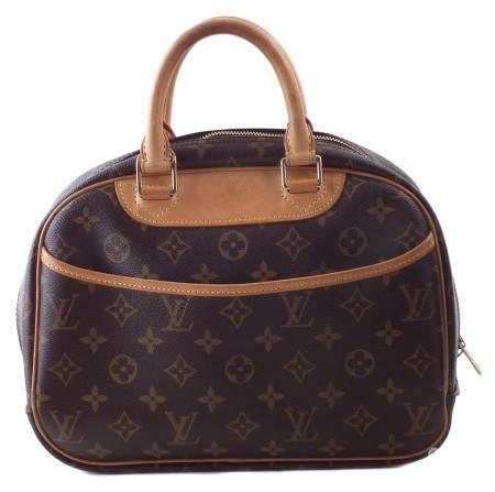 A Louis Vuitton Monogram Trouville handbag,