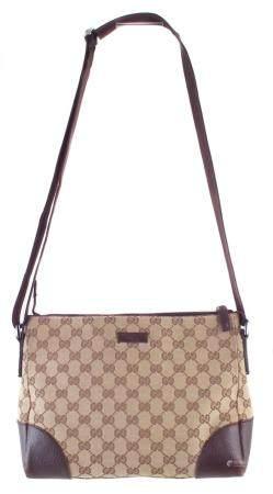 A Gucci Joy monogram canvas Messenger handbag,
