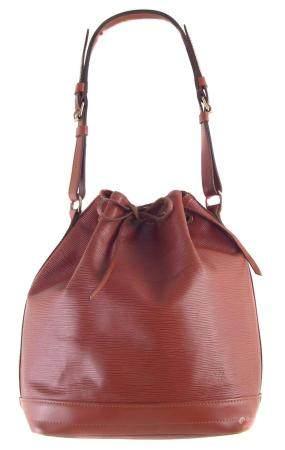 A Louis Vuitton Tan Epi Noé GM handbag,