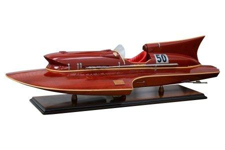 Nando Dell'Orto Ferrari Hydroplane Model