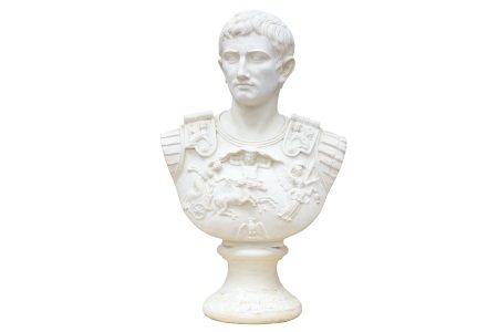 Augustus Caesar Bust