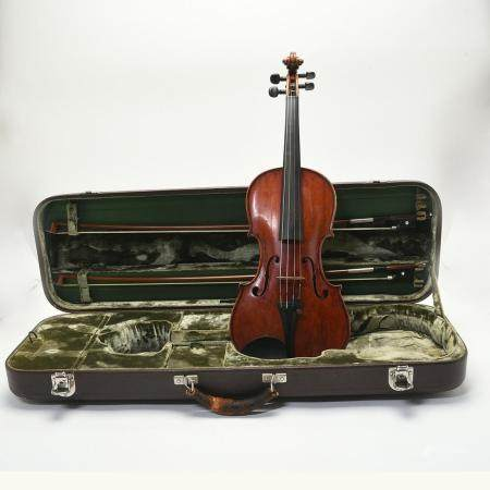 Carlo Carletti Labeled Violin with Dodd and Tourte