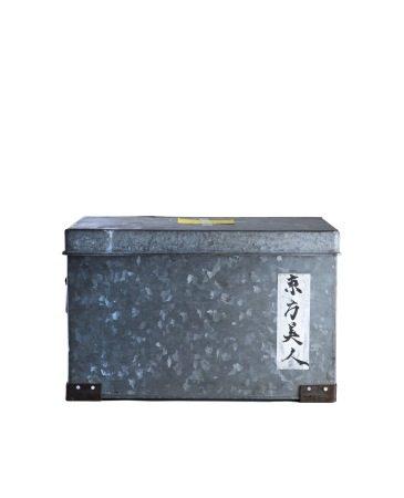三十五年 東方美人 馬口鐵箱裝 十斤