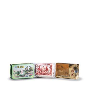 八〇年代 武夷岩茶 肉桂、武夷 水仙、文峯山莊 南港鐵觀音
