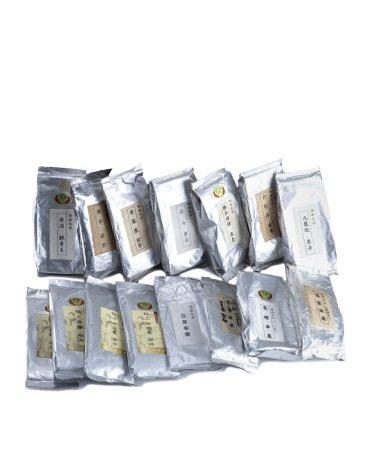 八〇年代 各式岩茶 十五包
