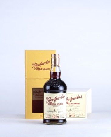 格蘭花格Glenfarclas the family Casks 1968年 單一麥芽蘇格蘭威士忌