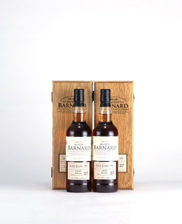 ALFRED BARNARD Glen Elgin 1975 37 years Single Cask  格蘭愛琴 1975 37年 單桶原酒 威士忌